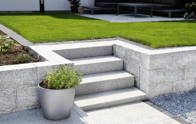 płyty granitowe, kostka granitowa, krawężniki granitowe - projekty i realizacje (3)