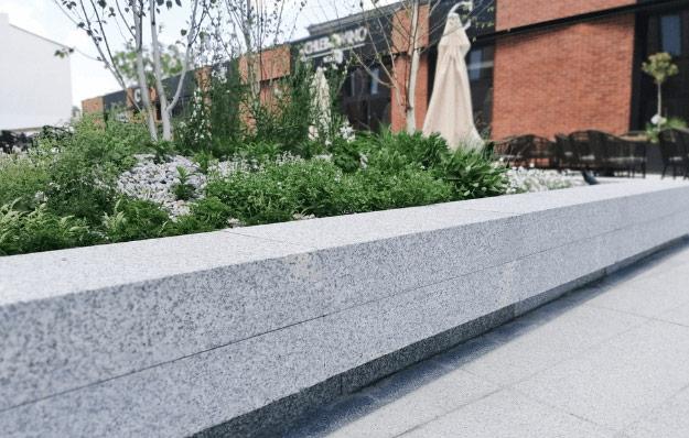 płyty granitowe, kostka granitowa, krawężniki granitowe - projekty i realizacje (5)